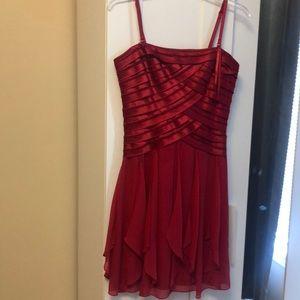 BCBG Red Dress